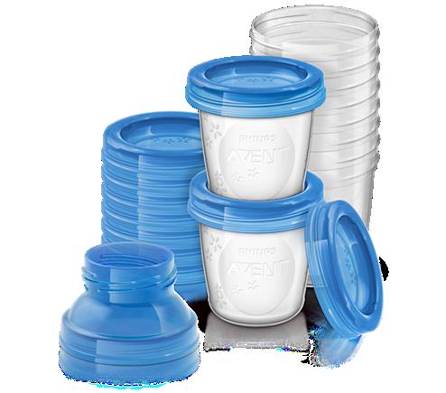 Cốc trữ sữa Avent ( tiện dụng )
